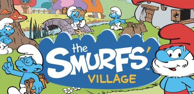 Smurfs-village-android